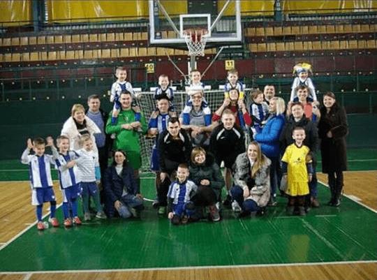 Аренда зала - Мини-футбол (3)