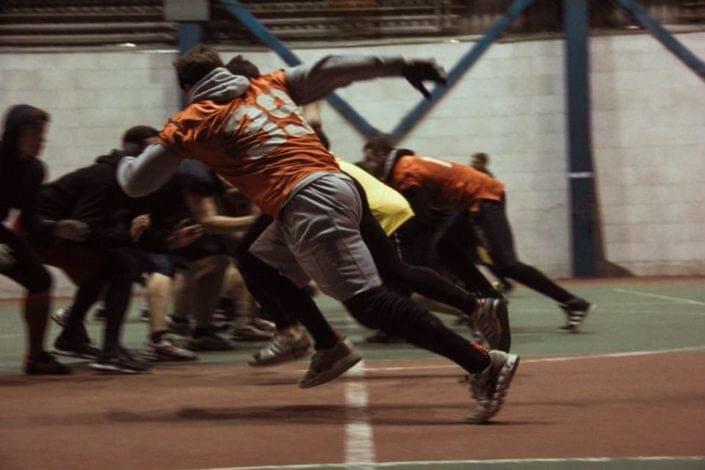 Аренда зала - Американский футбол (3)
