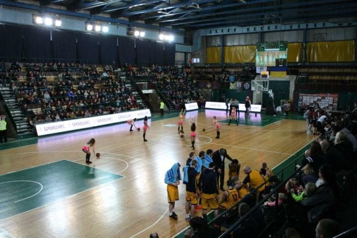Аренда зала - Баскетбол (4)