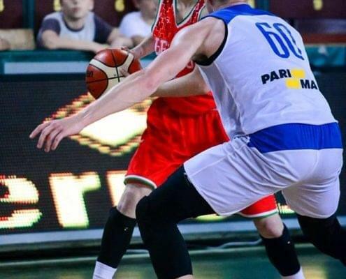 Молодежная сборная по баскетболу - 7