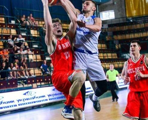 Молодежная сборная по баскетболу - 5