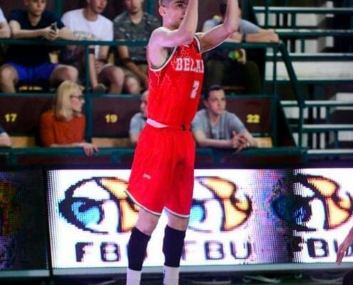 Молодежная сборная по баскетболу - 4