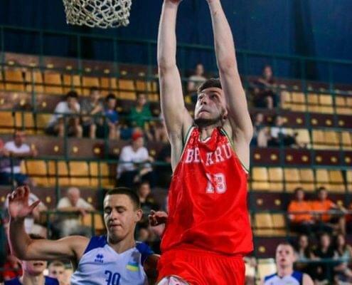 Молодежная сборная по баскетболу - 8
